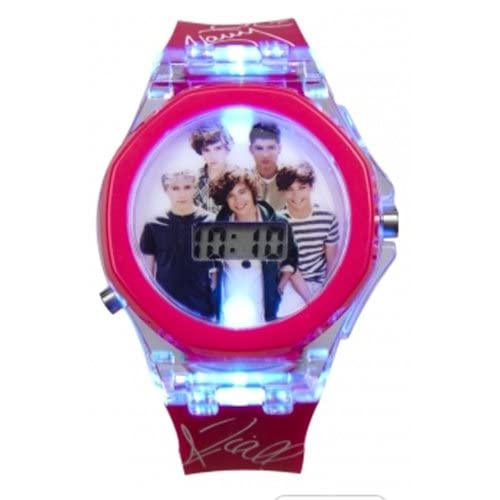 Amazon.com: One Direction 1D Light-Up Digital Watch
