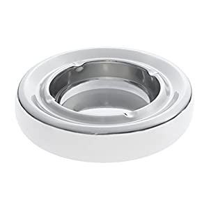 "Visol Products VASH216 ""Lux"" Stainless Steel Cigarette Ashtray"