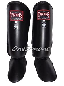 Buy Twins - Muay Thai Shin Guards - Large by Twins Special