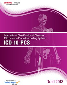 Icd-10-Pcs: International Classification Of Diseases Revision Procedure Coding System (2013)