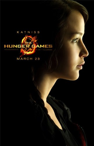 Hunger Games (Katniss) 27 X 40 Original Movie Poster - Double Sided