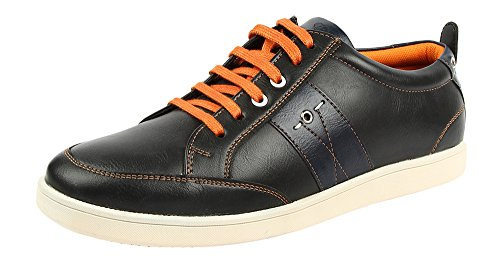 Spunk-Men-Synthetic-Leather-Sneakers