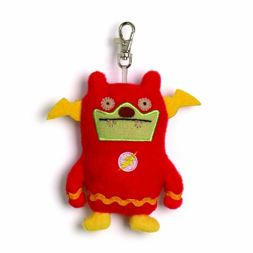 Gund Uglydoll Jeero The Flash Backpack Clip - 1