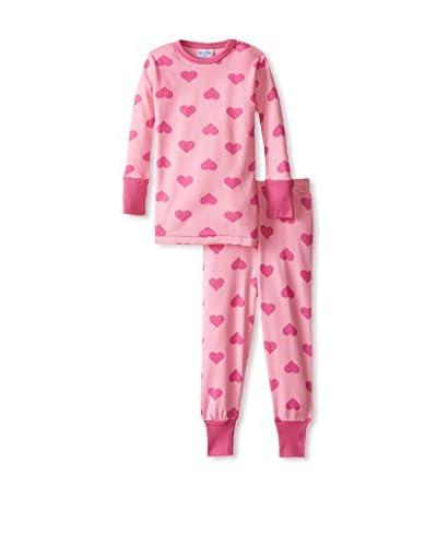 Baby Steps Kid's Pajama Set