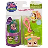 Littlest Pet Shop LPS Teensies Playground