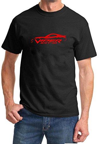 2013-16-dodge-viper-srt-classic-color-design-black-tshirtxl-red