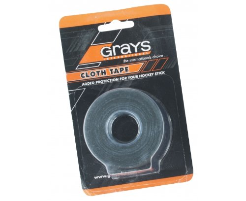 GRAYS Hockey Cloth Tape , Black