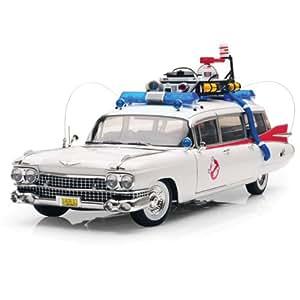 1/18 Cadillac 1959 Ecto-1 Ghostbusters