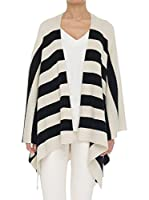 Opus Chaqueta Punto Angel Cape (Blanco)