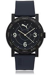 Puma Men's PU103371001 Dark Blue Stainless Steel Watch
