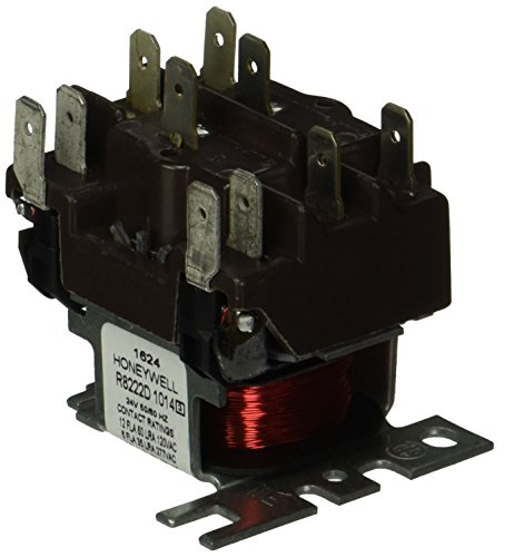 Honeywell R8222D1014 24V General Purpose Relay (24vac Relay Hvac compare prices)