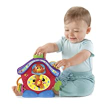 Fisher-Price Laugh And Learn Peek-a-Boo Cuckoo