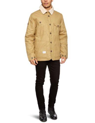 Addict M16811 Men's Jacket Fennel Medium