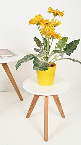 3er-Set-Design-Beistelltische-Rund-Eiche-Wei-Kaffeetisch-Couchtisch-Nachttisch