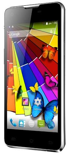 Mobistel N452-B Cynus E5 Smartphone (3G) schwarz