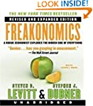 Freakonomics Rev Ed CD [Audiobook, Un...