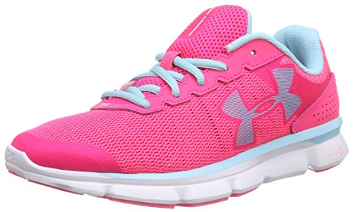 Under ArmourUA W Micro G Speed Swift - Scarpe Running Donna, colore rosa, taglia 39 EU