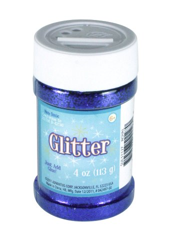 Sulyn 4 oz. Glitter Jar - Royal
