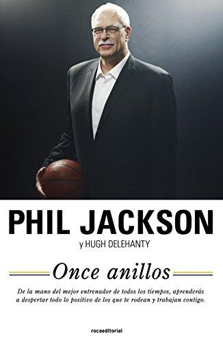 Once anillos de Phil Jackson