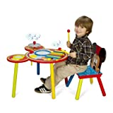 Disney Mickey Mouse Musical Table and 1 Chair