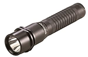 Streamlight 74301 Strion LED Flashlight with AC/12-Volt DC and 1-Holder, Black
