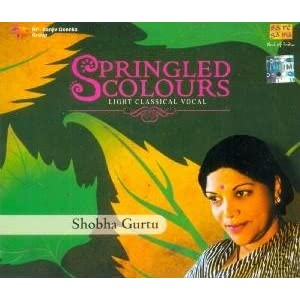 Sprinkled Colours - Shobha Gurtu