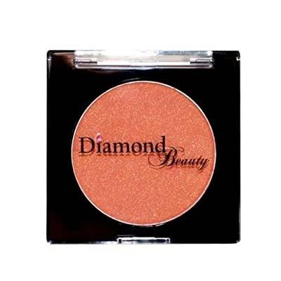 Diamond Beauty Brush - No.3 Orange Honey 6g by Diamond Beauty