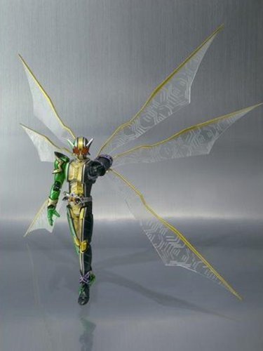 S.H. Figuarts - Kamen Rider Double Cyclone Joker Gold Extreme Exclusive