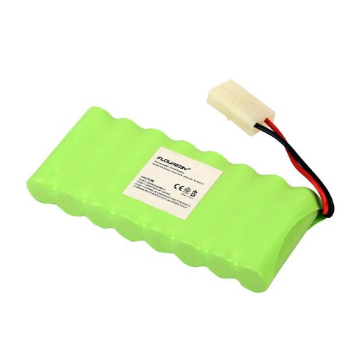 Floureon® 9.6V 1800Mah Ni-Mh Rechargeable Battery For Rc Cars Robots With Tamiya Connector