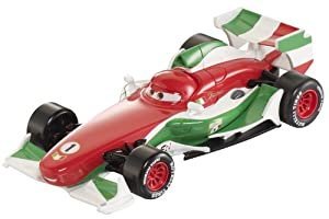 Cars 2 Pullback Racers Francesco Bernoulli