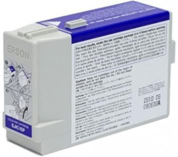 Epson 3-Color Ink Cartridge, C33S020464