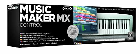 Music Maker MX Control - Includes USB Keyboard (PC)