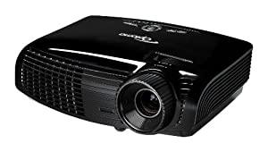 Optoma DH1011 1080P 3500 Lumen Full 3D DLP Projector with HDMI by OPTOMA TECHNOLOGY
