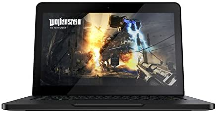 "Razer Blade(2014)◆CPU:Intel Core i7-4702HQ 2.2GHz/3.2Ghz(Base/Turbo)◆メモリ:8GB(DDR3L-1600MHz)◆VGA:NVIDIA GeForce GTX870M(3GB GDDR5 VRAM)◆ディスプレイ:14.0"" IGZO QHD+ 16:9 3200x1800 タッチパネル◆ストレージ:256GB SSD◆OS:Windows 8.1 64bit◆1年間保証【正規代理店品】(2014年最新モデル)"