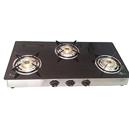 KNS119 3 Burner Gas Cooktop