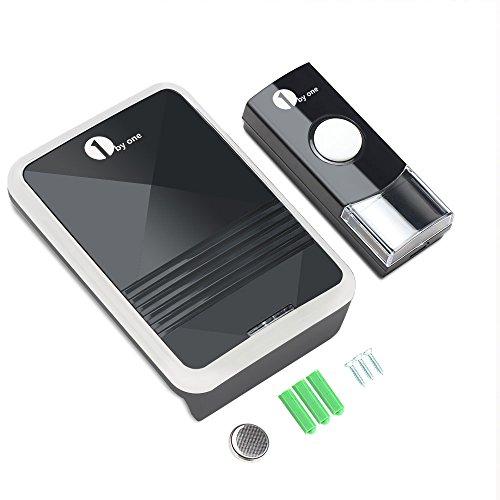 1byone campanello da porta con registrazione automatica - Porta automatica prezzo ...