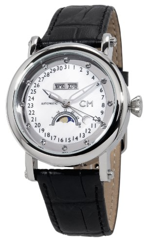 carlo-monti-womens-automatic-watch-cm110-182-with-leather-strap