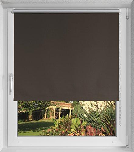 deswin-stores-enrouleur-occultant-45-x-160-cm-marron-easy-fix-thermique