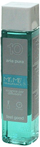 Mr&Mrs easy fragrance 010 Amazon aria pura 詰め替えボトル300ml