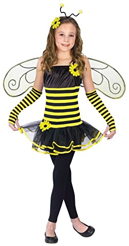 Fun World Girls Honey Bee Kids Costume