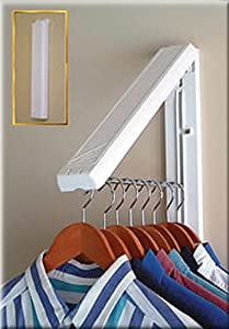 Amazon.com - Arrow Hanger AH12/R Instahanger Clothes Hanging System -