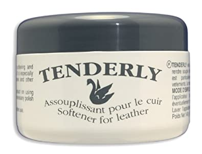 TENDERLY (140gr - 5 oz) Leather softener and conditioner (By URAD)