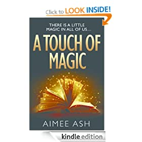 A Touch of Magic (Supernatural Novella Series)