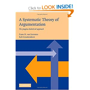 A Systematic Theory of Argumentation: The pra