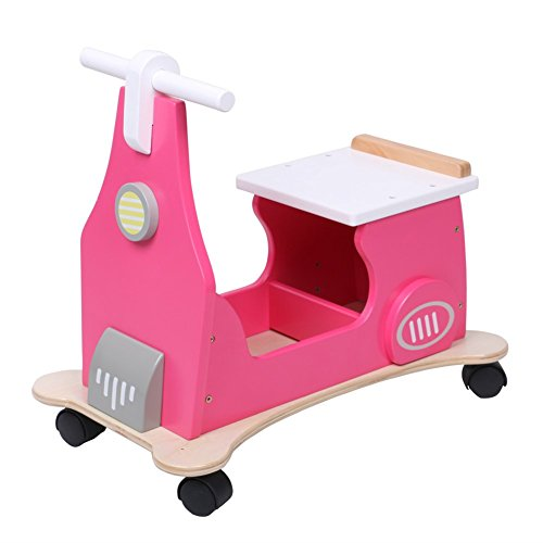 Wooden Riding Toys For Toddlers front-333691