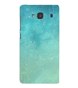 EPICCASE Light Blue Sky Mobile Back Case Cover For Mi Redmi 2 Prime (Designer Case)