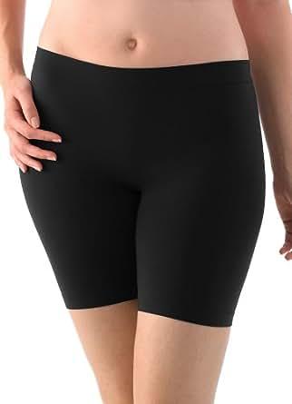 Jockey Women's Hosiery Skimmies Slipshort, black, S