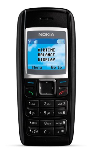 Nokia 1600 Prepaid Phone (Net10) with 300 Minutes Included