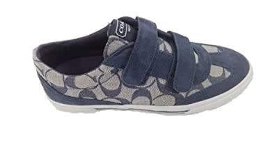 Amazon.com: Coach Priya Women's Shoes Signature Print Sneakers Size 7