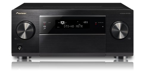 Click to buy Pioneer SC-1223-K 7.2-Channel Network A/V Receiver - From only $1099